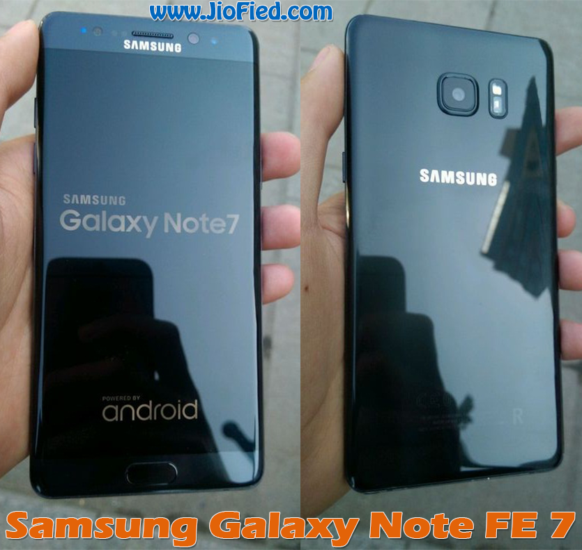 Samsung Galaxy Note FE 7